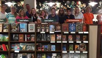 Indie Book Fair authors.