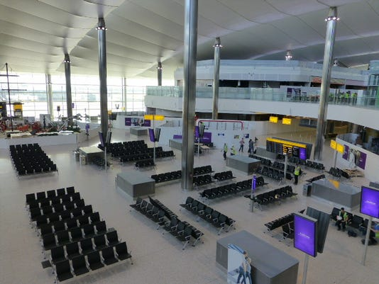 T2 is designed to be light, spacious and airy.