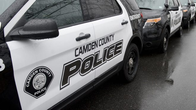Camden police are investigating the third Camden homicide this month.