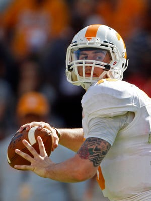 Quarterback Riley Ferguson was considered a contender to start but will transfer instead.