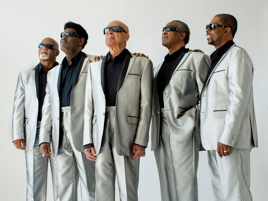 The Blind Boys of Alabama were nominated for two Grammy awards earlier this month, giving them a chance to add to their lifetime total of five.