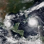 Hurricanes are strengthening faster than they did 30 years ago
