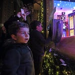 Macy's unveils 2017 holiday windows