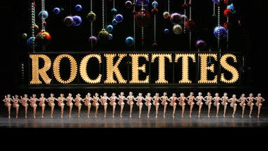 The Rockettes will try again to dance this spring.
