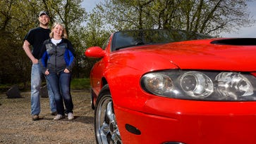 No classic car? No problem: Love of charity work, cars drive local couple to create cruise