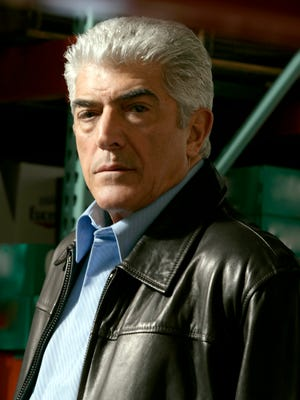 """Frank Vincent in """"The Sopranos."""""""
