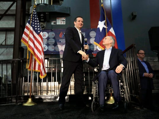 AP GOP 2016 CRUZ A ELN USA TX