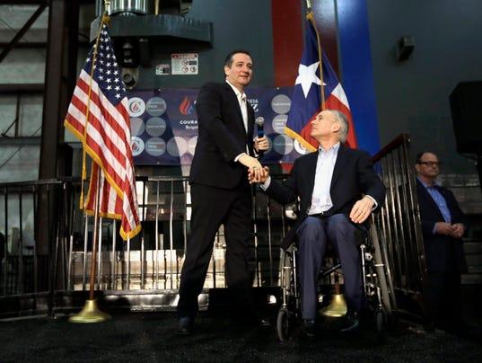 AP GOP 2016 CRUZ A ELN USA TX