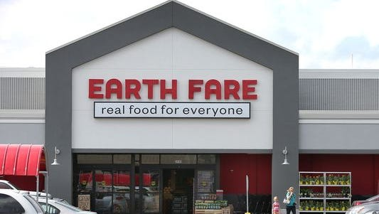 Earth Fare in Greenwood, Ind.