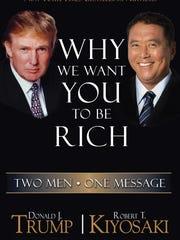 Donald Trump and Robert Kiyosaki co-authored a book