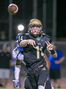 Basha third-year starting quarterback and Arizona State commit Ryan Kelley will be playing in the Under Armour All-American Game on ESPN on Jan. 1