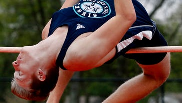 Wednesday's area top performers, county track and field championships results