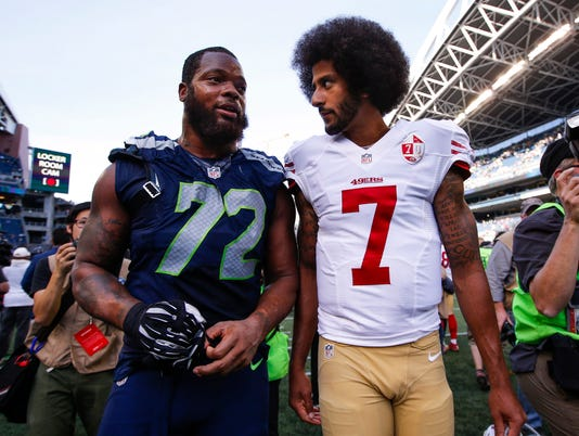 USP NFL: SAN FRANCISCO 49ERS AT SEATTLE SEAHAWKS S FBN USA WA