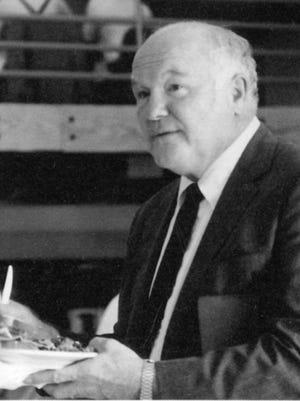 John Carey spent more than 25 years at Florida State University.