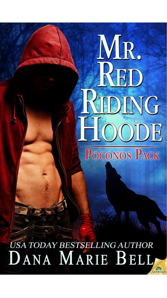 Mr Red Riding Hoode