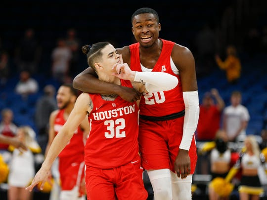 Houston is playing its best basketball of the season