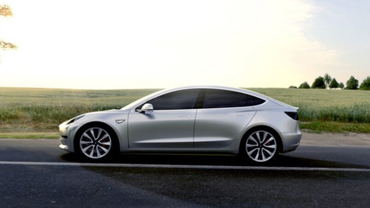 You might be able to buy a Tesla Model 3 sooner than you think