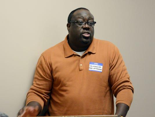 Black Lives Matter seminar