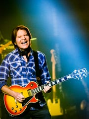 During his Ventian residency, John Fogerty will play