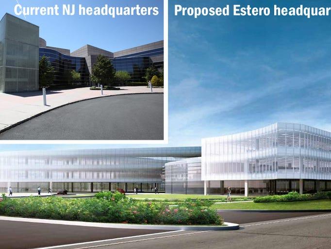 Hertz unveils Estero HQ plans