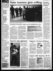 Battle Creek Sports History: Week of Jan. 5, 1997