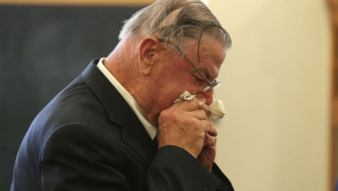 Henry Rayhons was found not guilty on the charge of sexually abusing his wife, Donna, who had been suffering with Alzheimer's disease before she passed away in August.
