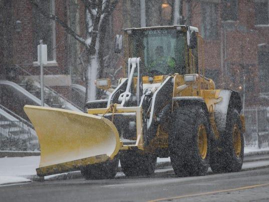EPA USA WEATHER SNOWSTORM WEA WEATHER USA MA