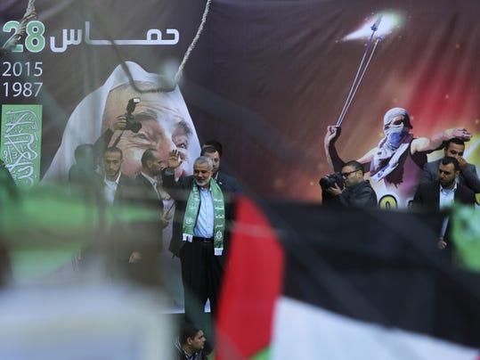 Palestinians Hamas Charter