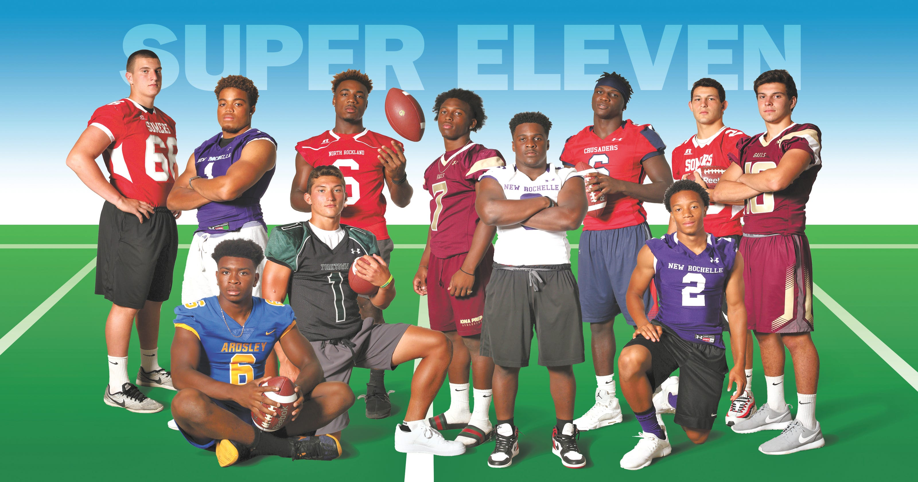 Today and this week: Super 11, rankings, predictions, Week 1