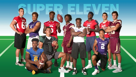 The 2017 lohud Super 11.