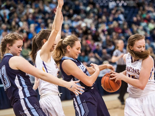 Great Falls girls defeated Missoula Sentinel during