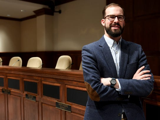 New councilman excited about chance to make impact