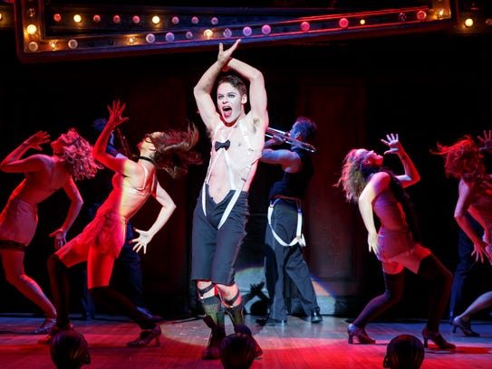 """Cabaret"" will be at The Strand Theatre Jan 18."