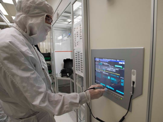 GlobalFoundries scales up in Vt