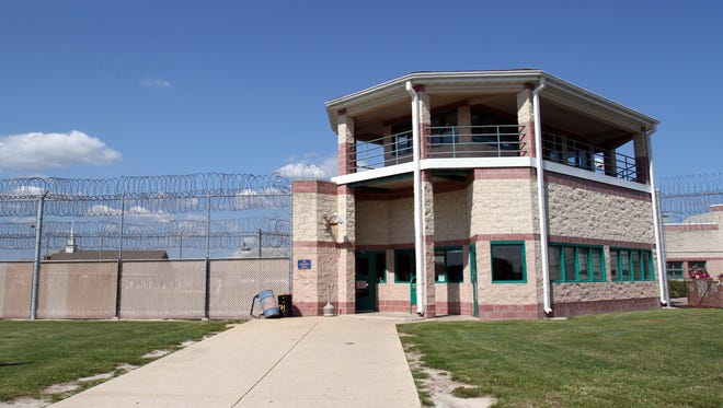 The Sussex Correctional Institution in Georgetown is shown on Sept. 13, 2012. A Superior Court judge says prisons are not subject to Delaware's equal accommodations law because they do not offer public accommodations.
