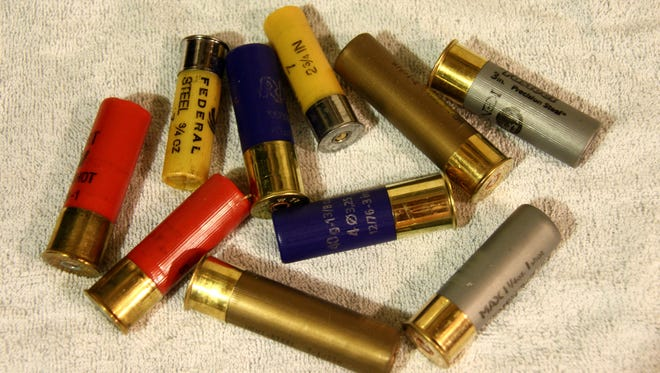 An inventory of shot shells is a necessary preparation for the upcoming hunting seasons.