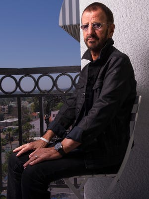 "Ringo Starr's ""great life'' includes 18 studio solo albums and a double-induction into the Rock and Roll Hall of Fame."