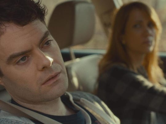 """Bill Hader and Kristen Wiig in a scene from """"The Skeleton Twins."""""""