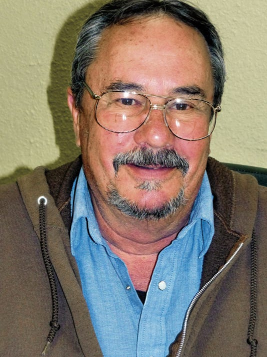 """Eldon Massie will be signing copies of his book, """"Charlie's Courage,"""" at the Ruidoso Children's Library Saturday."""