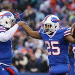 Bills grades: Offense was productive, but inconsistent