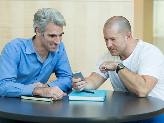 Jony Ive: The man behind Apple's magic curtain