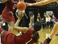Women's Basketball vs Temple