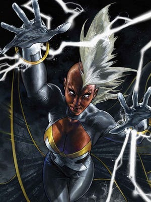 """One of the X-Men's stalwart members receives a new solo series in July with """"Storm."""""""