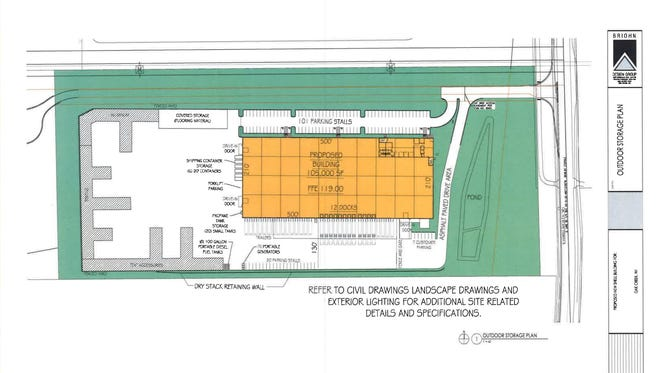 Arena Americas will be moving within Oak Creek to a new facility at 10861 S. Howell Ave. Construction is expected to begin on-site in spring 2018.