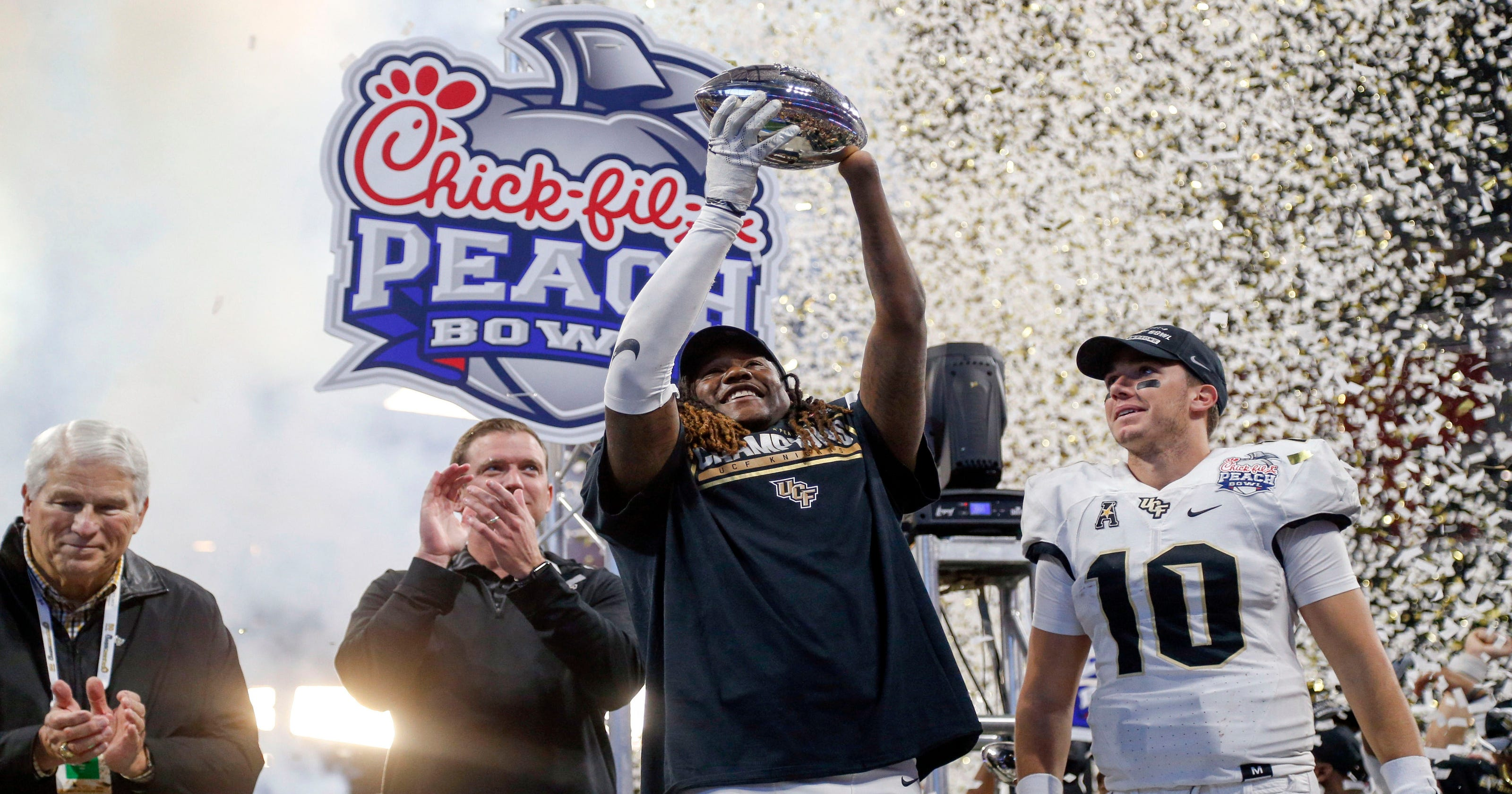 How have Central Florida and others on Big 12 expansion