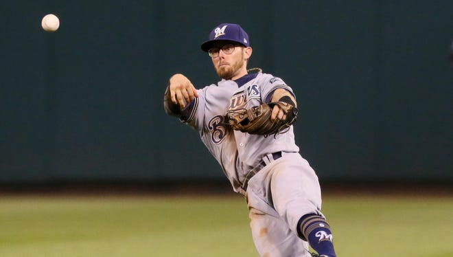 Eric Sogard has been on the disabled list since July 6 with an injured left ankle.