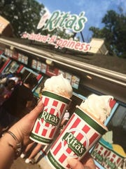 Rita's has two locations in Fort Myers and one in Naples.