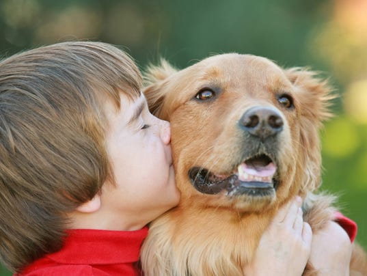 Talking dogs: Learn to listen: Your dog might not love your loving gesture