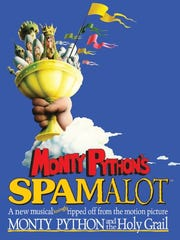 """Spamalot"" is among the productions offered in the"
