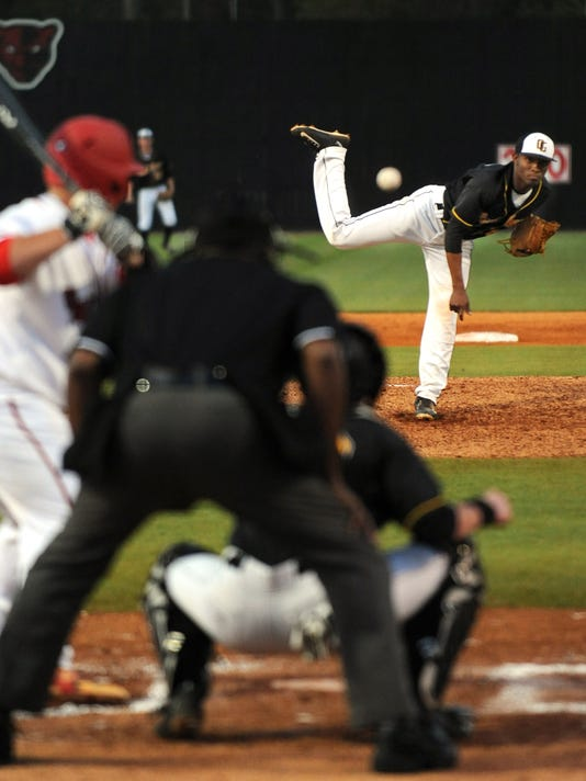 Oak Grove Baseball plays Petal High School at Petal | Gallery